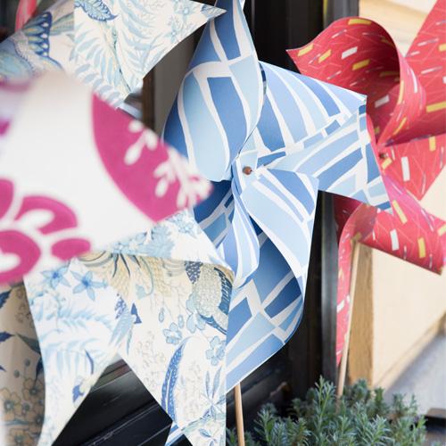 La decoracion en la calle