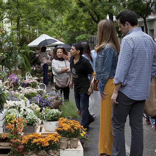 28 de mayo vuelve el mercado de las flores de vogue - Scalpers jorge juan ...