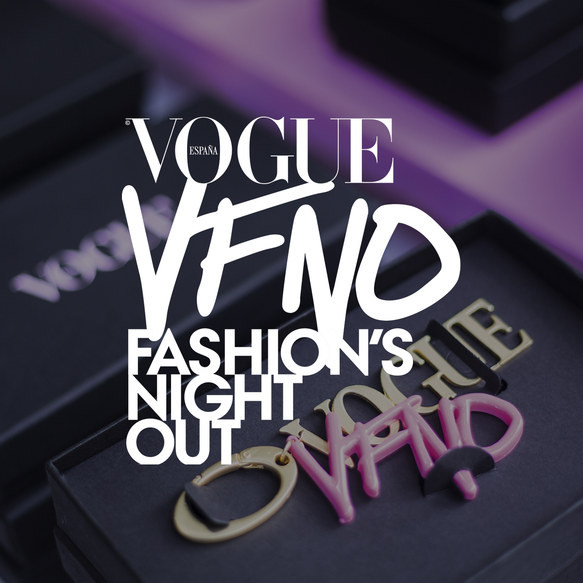 Proyecto Vogue Fashion Night Out