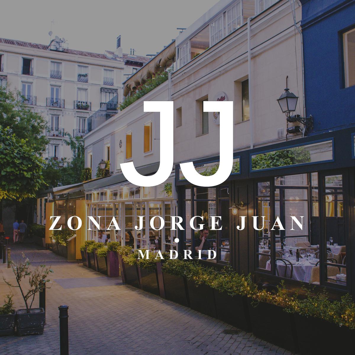 Proyecto zona Jorge Juan