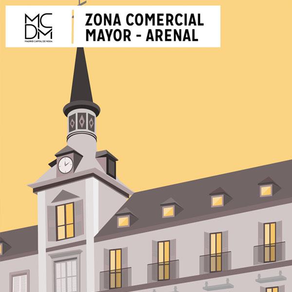 Plaza Mayor - Arenal