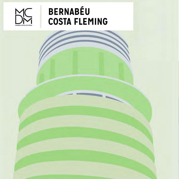 Logo zona Bernabéu Costa Fleming