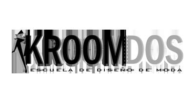 Logo Escuela de Diseño KroomDos