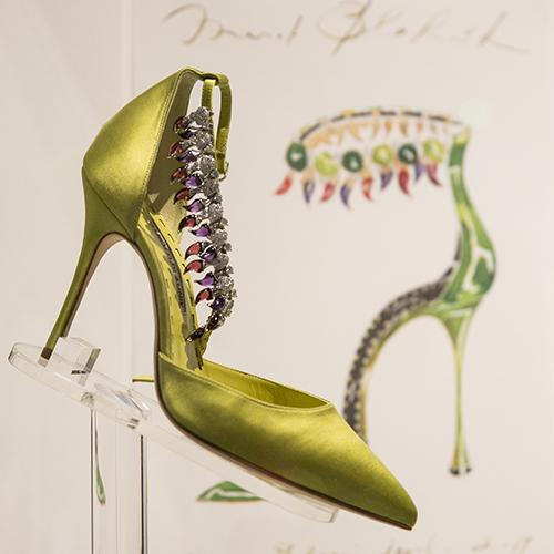 Manolo Blahník: El Arte del Zapato