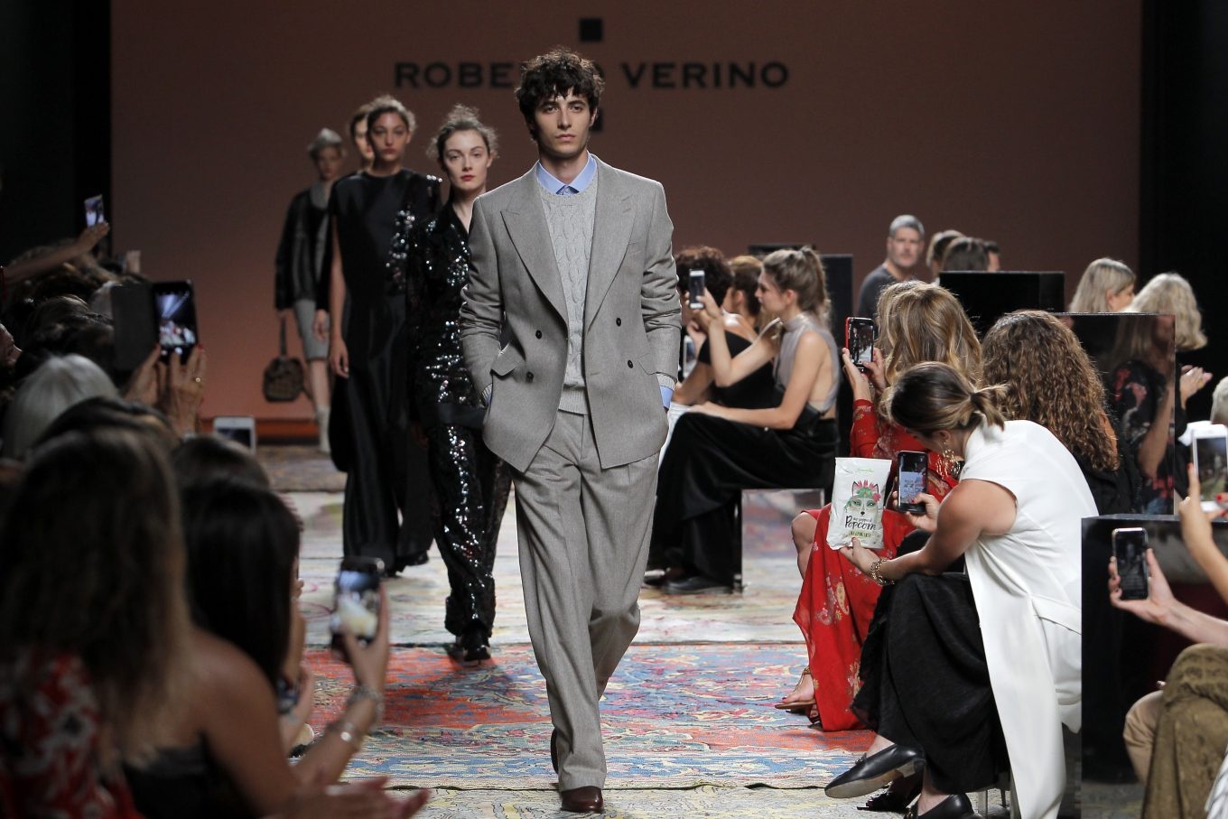 Roberto Verino Fashion Week