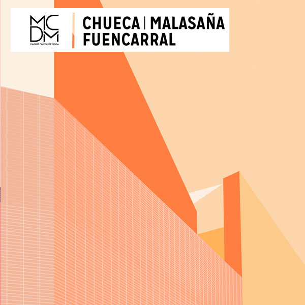 Logo Chueca Malasaña Fuencarral
