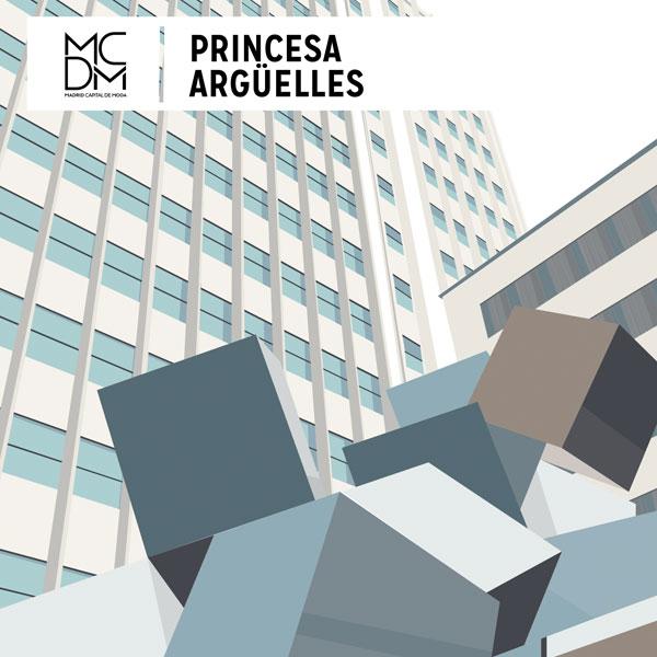 Logo zona Princesa Arguelles
