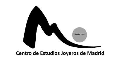 Logo Centro estudios joyeros de Madrid