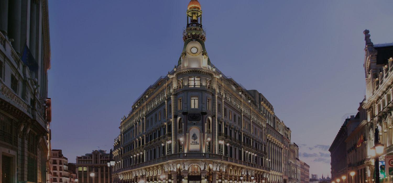 Galería Canalejas: Lujo en el corazón de Madrid