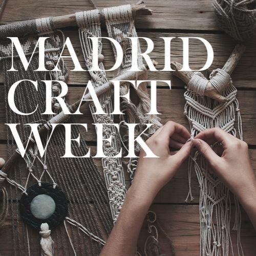 Imagen promocional Madrid Craft Week