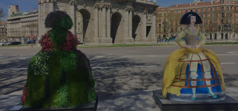 ¡Las Meninas vuelven a Madrid!