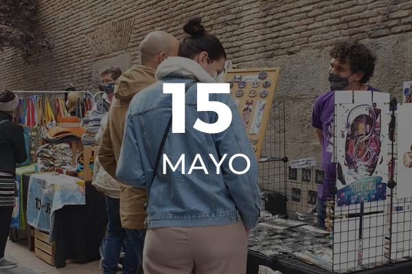 Mercado de las Ranas en el Barrio de las Letras