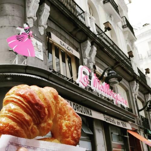 Fachada de la pastelería La Mallorquina
