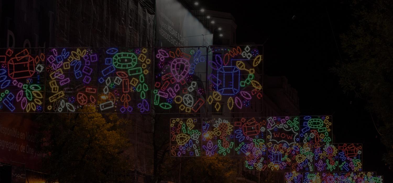EL Madrid de Las Luces te acompañará en tus compras navideñas