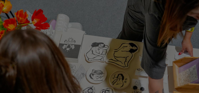 Vuelve Mercado de Diseño con su edición Femme Creators