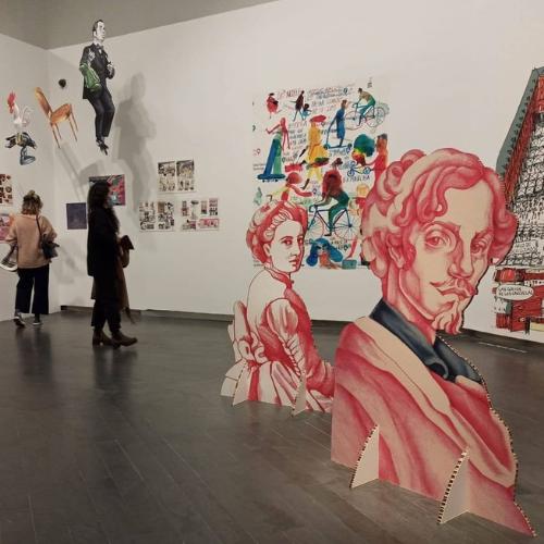 Sala de exposiciones de Centro Centro