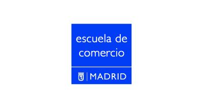 Logo de la Escuela de Comercio del Ayuntamiento de Madrid