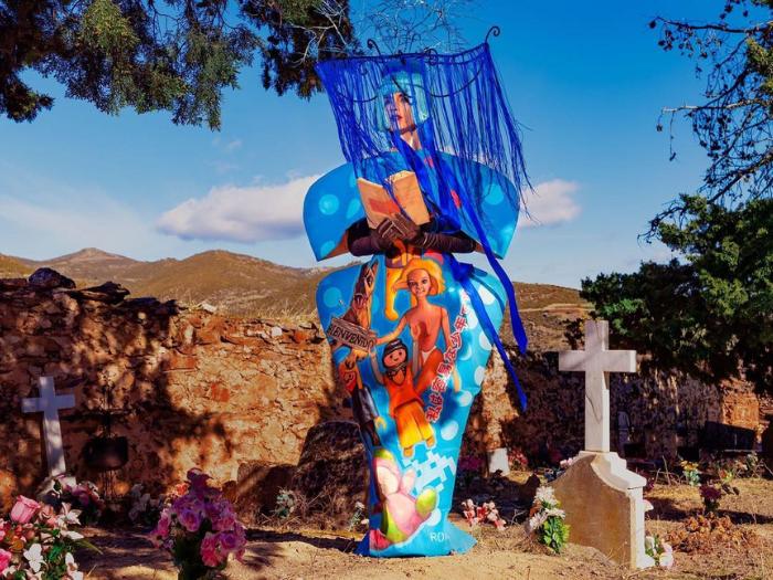 La actriz Paz Vega retratada por Omar Ayyashi