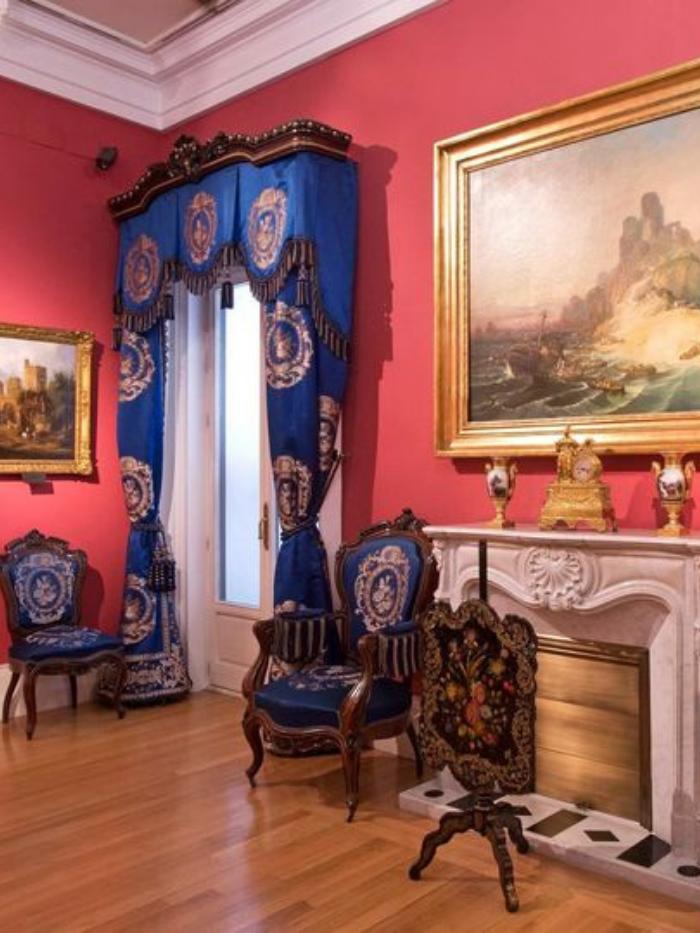 Salón del Museo del Romanticismo