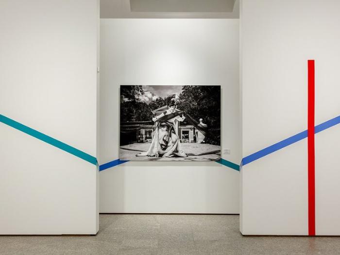 Sala de exposición de N5 de Omar Ayyashi