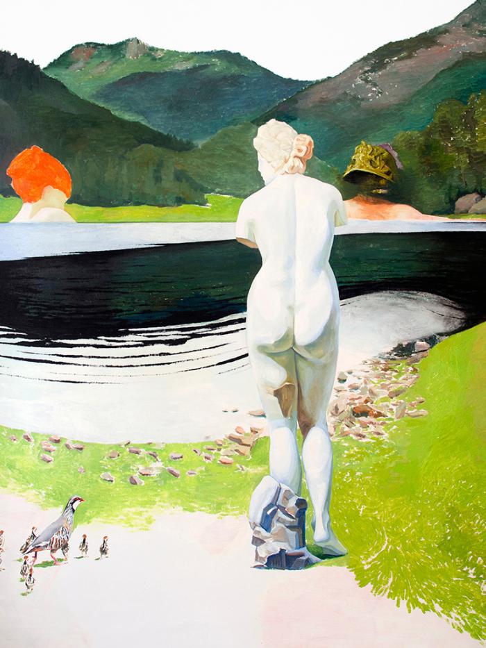 Es Arte Gallery - Miguel Nuñez - La danza