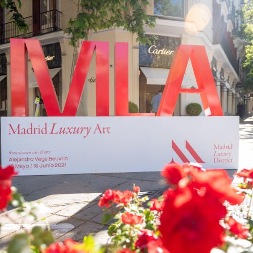 Escultura de Madrid Luxury Art