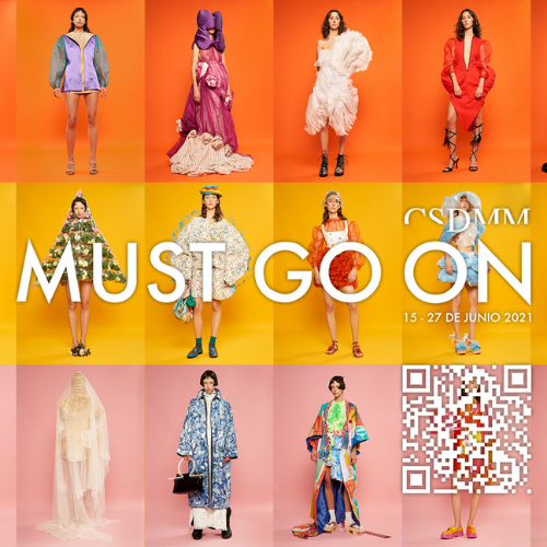 Cartela oficial MustGoOn de CSDMM