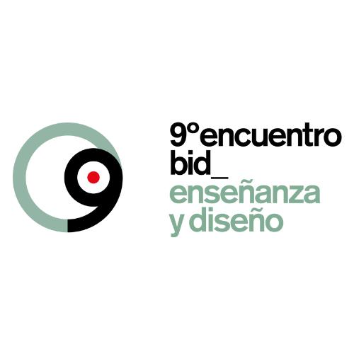 Logo de la 9ª Bienal de Diseño