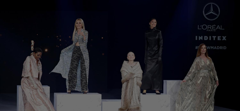 La Semana de la Moda se vive en Madrid