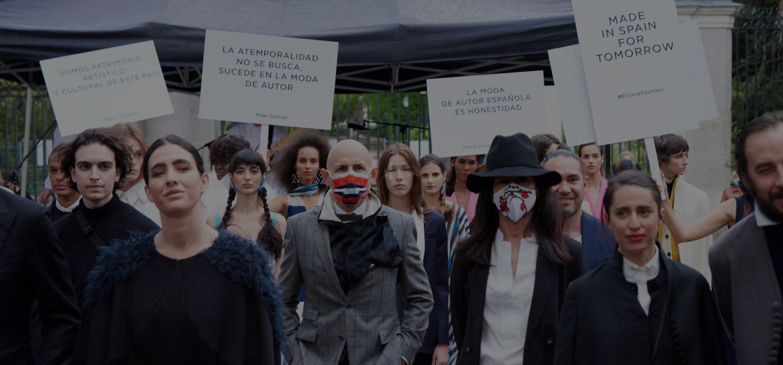 Subvenciones para los diseñadores en la Semana de la Moda de Madrid